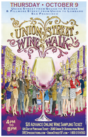 Union Street Wine Walk 2014