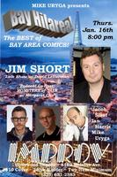 Big Laughs for the Big New Year @ the Hollywood Improv...