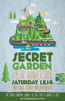 The Secret Garden | Art Walk Exhibit & After Party | 1...