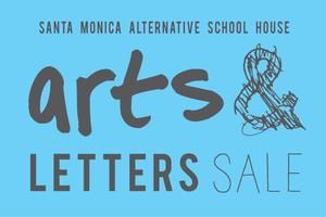 SMASH Arts & Letters Sale 2014