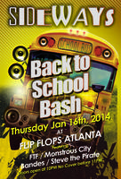 Back to School Bash @ Flip Flops