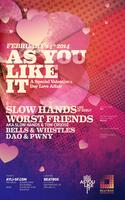 A Special Valentine's Day Love Affair with Slow Hands...