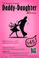 Triangle Daddy-Daughter Dance 2014