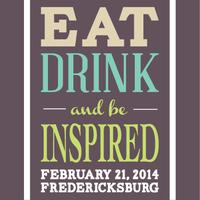 EAT. DRINK. BE INSPIRED.