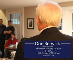 Conversations and Coffee with Don Berwick