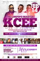 """KCEE (LIMPOPO) CONCERT LIVE IN HOUSTON""  •★•FRIDAY..."