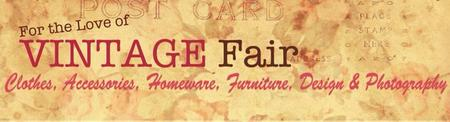 For The Love Of Vintage Fair