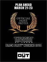 BLACK PARTY 2014 - Official Host Hotel THE OUT NYC