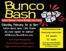 Autism MomME Time Bunco
