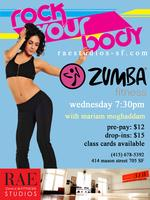 RAE Studios | Zumba with Mariam Moghaddam (WEDNESDAYS...