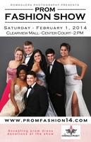 2014 Prom Fashion Show to benefit the Cinderella...