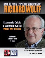 Richard Wolff Talk