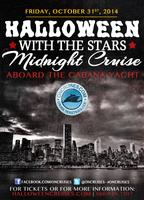 Halloween With the Stars Midnight Cruise Aboard the Cab...