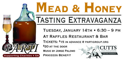 Mead and Honey Tasting Extravaganza