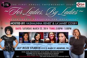 For Ladies, By Ladies Empowerment Event