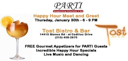 Happy Hour Meet & Greet at Tost Bistro and Bar -...
