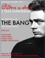 Queen Is Dead 3 Year Anniversary Party, featuring The...