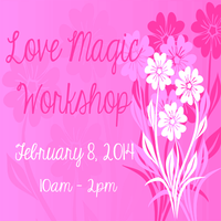 LOVE MAGIC! Attraction and Manifesting LOVE Vision...