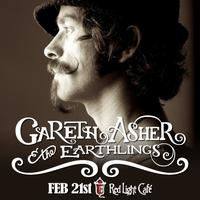 Gareth Asher & the Earthlings w/ Alchemy, & Madison...