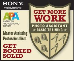 APA PHOTO ASSISTANT BASIC TRAINING  - Saturday &...