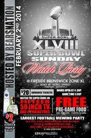 BEARSNATION Presents - SUPERBOWL 2014 - BIG APPLE STYLE
