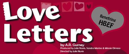 Love Letters March 1, 2014