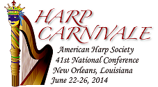 Harp Carnivale Volunteer Sign Up