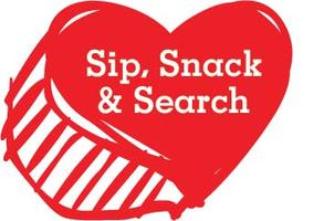 Sip, Snack & Search