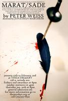 THEATREdART and STAR BAR PLAYERS present: MARAT/SADE