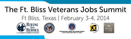 The Fort Bliss Veterans Jobs Summit 2014