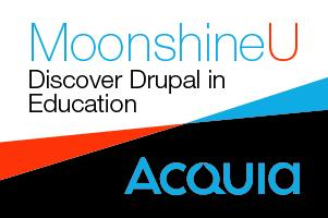 MoonshineU: Discover Drupal in Education