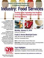 Food Services Workshop