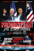"""BLACK PRESIDENT"" ~ An Official And Exclusive 'DMV ALL..."