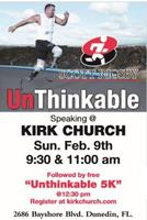 Do the Unthinkable 5K with Scott Rigsby