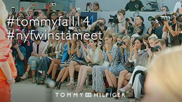 Tommy Hilfiger InstaMeet for NY Fashion Week