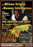 *** African Origins of Human Intelligence *** [FREE;...