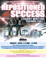 Grant Writing Training  (Part 1)