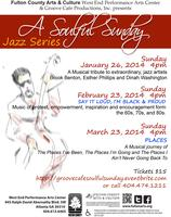 A Soulful Sunday:   Black History Jazz Experience