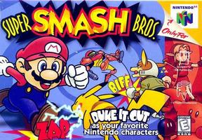 Super Smash Bros 64 and Melee Tournament