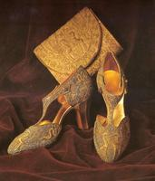 The Romance of the Shoe ~ Luncheon Fundraiser