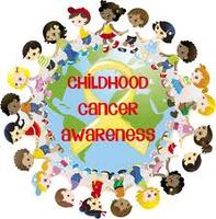 Together WE are fighting against childhood cancer
