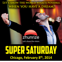 SUPER Saturday in Chicago with the Zhunrize Management ...