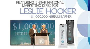 NERIUM Real Results REGIONAL - BATON ROUGE