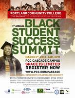 Black Student Success Summit: The Passage to Higher...