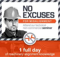 1-DAY SEMINAR: NO EXCUSES FOR MISALIGNMENT - Torrance,...