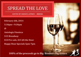 Fourth Annual Spread the Love Mixer