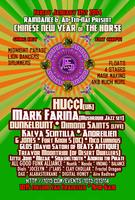 CHINESE NEW YEAR ft HUCCI, MARK FARINA MUSHROOM JAZZ,...