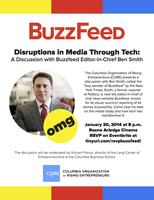 BuzzFeed Editor-in-Chief Ben Smith