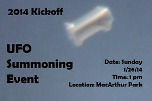 UFO Summoning (Free) with Rob Bingham and others