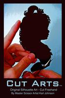 Renowned Silhouette Artist Karl Johnson of Cutarts...